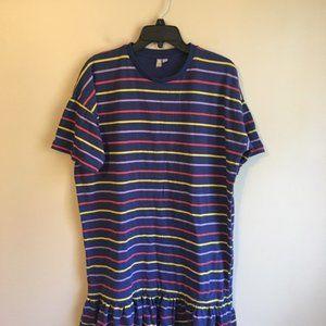 Asos size 12 striped tunic